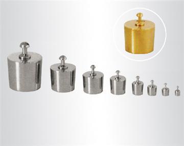 Chromed Brass Weights