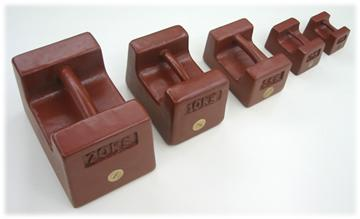 Iron Cast Weights